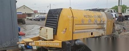山东东营转让1台安阳圆通产50泵  只做了五万平,看货议价.