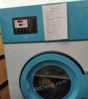 天津宝坻区干洗机,水洗机,烘干机,熨烫机整套设备低价处理。