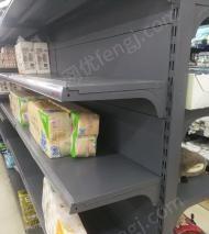 湖南邵阳出售超市全套设备,900平方的货架