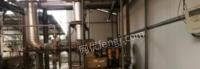 山东济宁2吨单效钛材mvr蒸发器到货一套出售