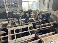 金矿公司112吨机械设备网络拍卖