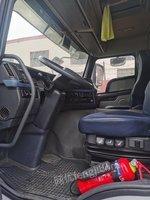 VOLVO沃尔沃进口改装华东牌押运车重型载货柴油专项作业车网络拍卖