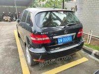 粤W0G081号梅赛德斯奔驰牌小型轿车网络拍卖