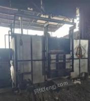 辽宁营口企业转型出售机加工企业用电炉、天然气炉、1吨/750公斤/150公斤空气锤