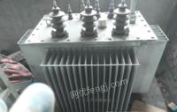 山东潍坊因环保停产s11.250千伏安变压器出售