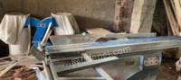 湖南邵阳不做了转让全套木门设备烫印机,封边机,压机,精密锯,吸尘器,立铣机等,用了二年多就闲置了,看货议价.可单卖.
