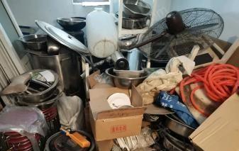 新疆哈密闲置火锅店全套设备出售