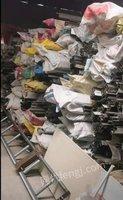 大量回收废旧塑钢彩钢毛料