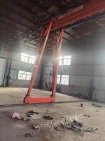 龙门吊5吨跨度9米起升高度4米