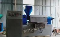 黑龙江绥化出售油博士598型榨油机全套机器