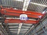 上海出售二手QD50吨双梁行车跨度31米