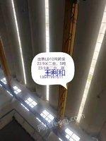 上海出售二手行车10吨跨度23.9米,5吨跨度23.9米各两台