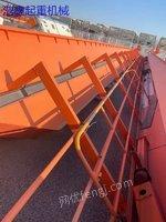 二手50吨双梁行车 配置极高 50吨二手双梁行车
