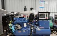 湖南湘潭转让玉柴100kw发电机