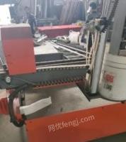 湖南株洲打胶机,封边机,打磨机,折板机出售