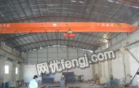 浙江杭州行车及电缆线等设备出售