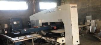河北沧州用的不多出售1台在位汉智42工位塔数控冲床2510  加工1250*5米 买的新的用了三年, 看货议价