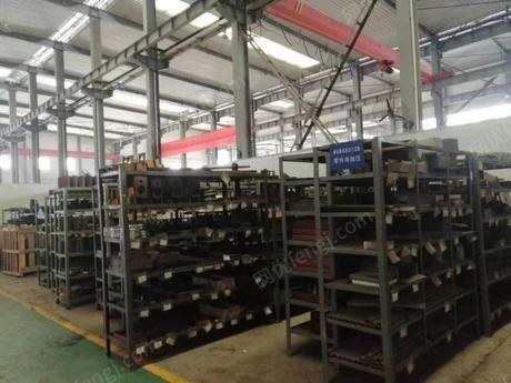 工业司机床、生产设备、桁车等机械设备、材料、产成品、在制品等网络处理招标