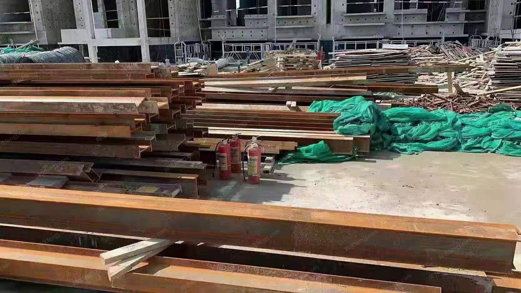 供应22工字钢,6-9-12米,西安提,500吨