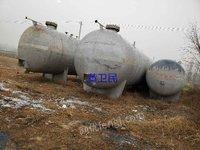 市场现货20-100立方液化气罐